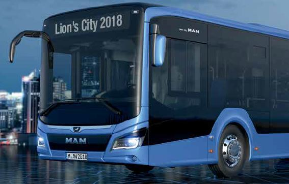 MAN Lion's City
